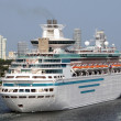 Stock Photo: Modern cruise ship