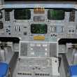 Space Shuttle cockpit — Stok Fotoğraf #11786852