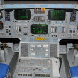 Space Shuttle cockpit — Stock Photo #11786852