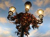 屋外ランプ — ストック写真