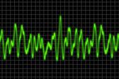 High tech chart — Stock Photo