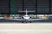 Corporate Jet — ストック写真