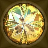 Diamond closeup — Stock Photo