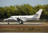 Aeroplano elica — Foto Stock