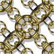 Gold chain — Stock Photo #11801786