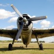 Stock Photo: World War II ErAirplane