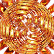 Shiny hypnotic circle — Stock Photo #11852158