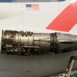 Jet engine — Stock Photo #11852309
