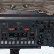 Stock Photo: Airplane instruments