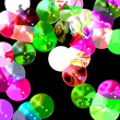 Colorful bubbles — Stock Photo