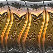 Shiny metal — Stock Photo