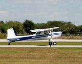 Private airplane — Stock Photo