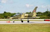 ロシアのジェット戦闘機 — ストック写真