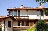 Classic European architecture — Foto de Stock