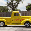 Yellow truck — Stock Photo #11898916