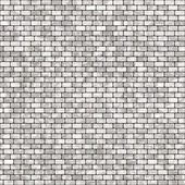 Gray Brick Wall Background — Stock Photo