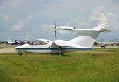 Experimentální letoun — Stock fotografie
