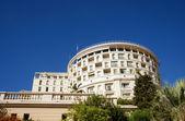 Luxury hotel — Stock Photo