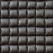 Leather couch — Stock Photo