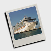 Cruise Snapshot — Stock Photo