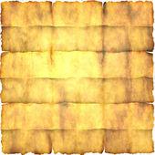Gammalt bränt papper — Stockfoto