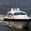 Stock Photo: Luxury motorboat