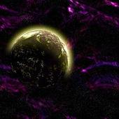Distant planet — Stock Photo