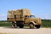 Vieux camion militaire — Photo