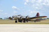 Světové války bombardér — Stock fotografie