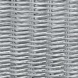Weaving metal effect — Stock Photo