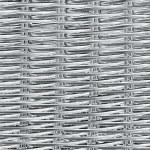 Weaving metal effect — Stock Photo