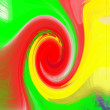 Bright swirl — Stock Photo