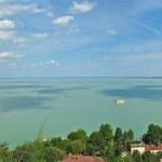 Lake Balaton — Stock Photo
