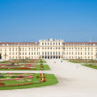 Schoenbrunn Palace in Vienna — Stock Photo #11987878
