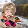 It's cold — Stock Photo #11988097