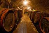 Traditional cellar — Stock Photo