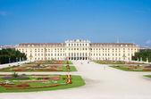 Schoenbrunn Palace in Vienna — Stock Photo