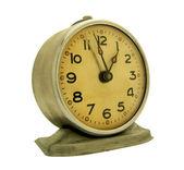 Retro alarm clock — Stock Photo