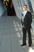 Confident CEO — Stock Photo
