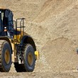 Stock Photo: Buldozer