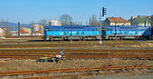 Locomotives — Stock Photo