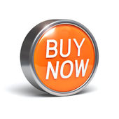 Botón 3d - comprar — Foto de Stock