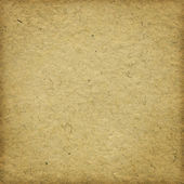 Grunge beige handmade paper — Stock Photo