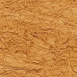 Brown paper background with pattern. Handmade paper — Stock Photo