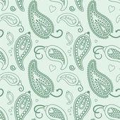 Paisley pattern — Stock Vector