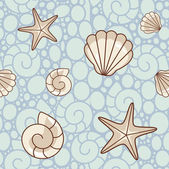 Shell pattern — Stock Photo