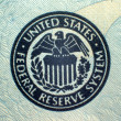 Federal Reserve System Logo — Stock Photo