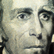 Royalty-Free Stock Photo: Andrew Jackson Twenty Dollar Bill