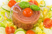 Vlees in aspic — Stockfoto