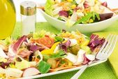 Mix salad — Stock Photo
